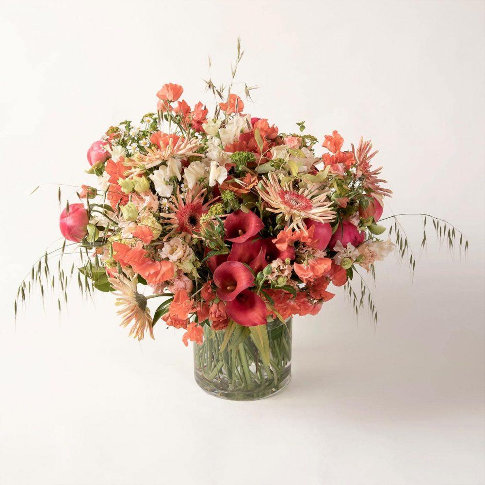 Bouquet de fleurs - le Lumineux