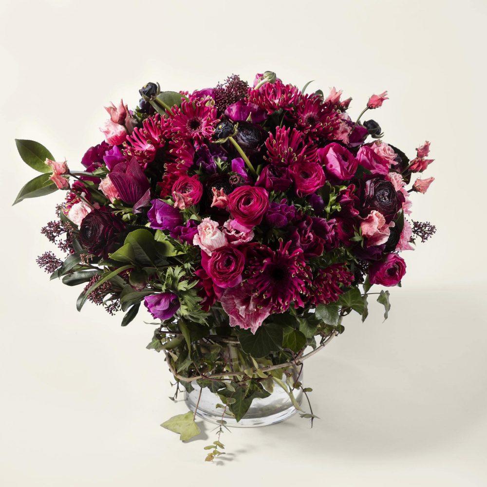 Bouquet Voluptueux - Janvier 21