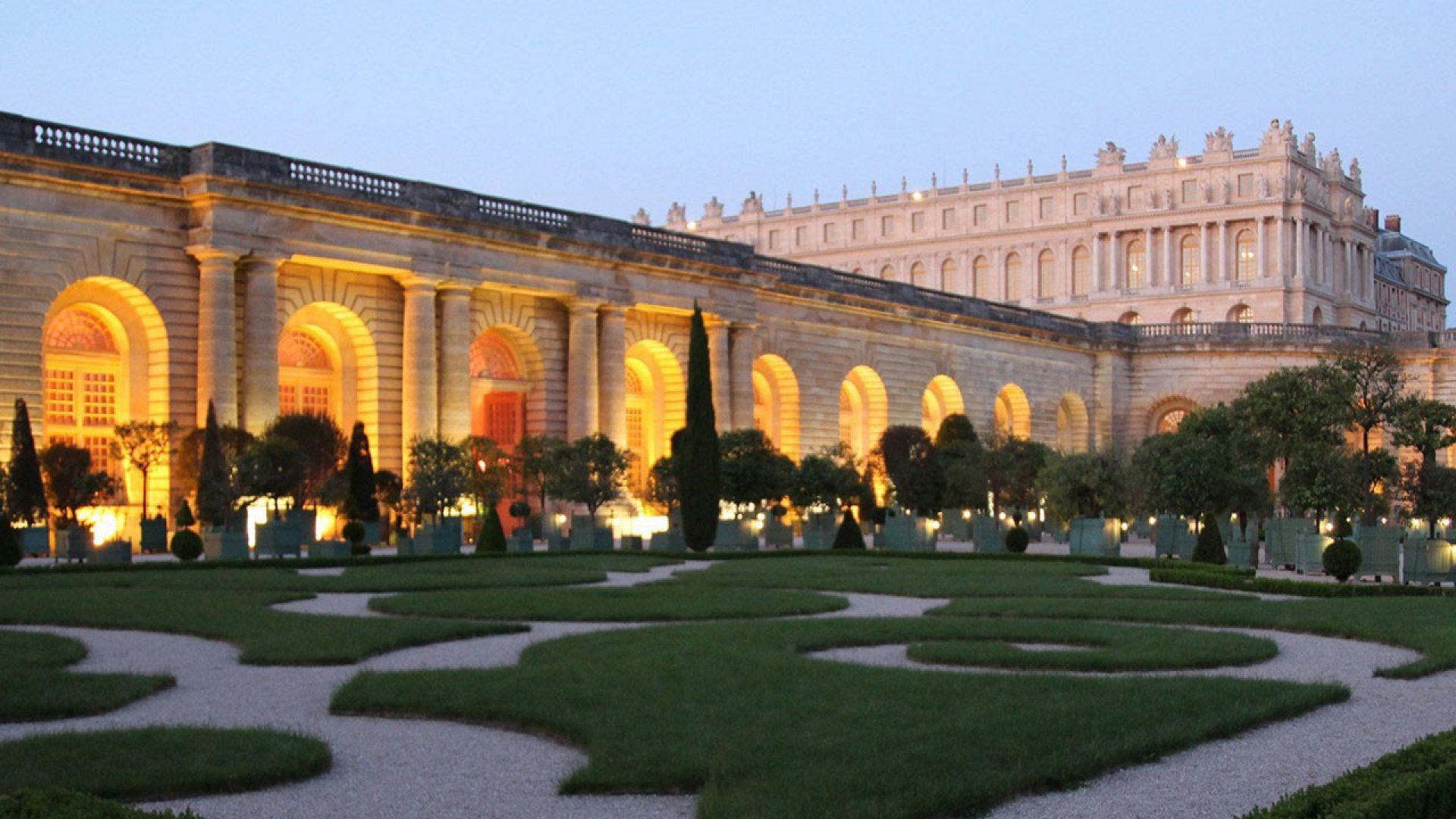 Chateau de Versailles L'Orangerie