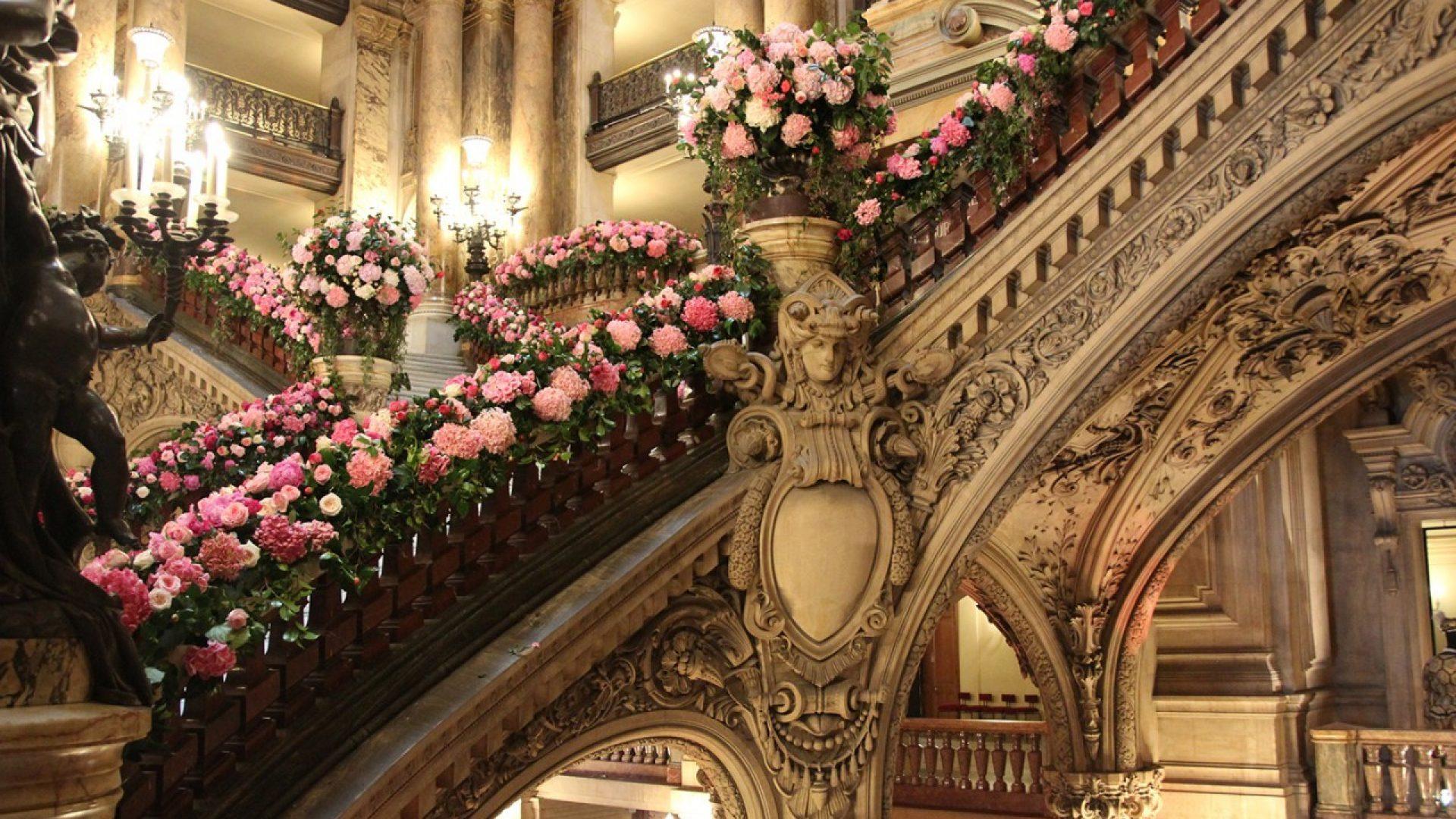 Tricentenaire Ecole de Danse Palais Garnier